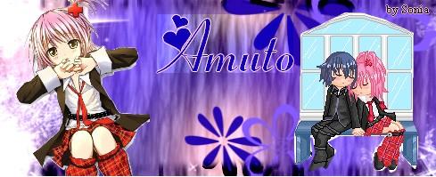 Amu Ikuto by Sonia