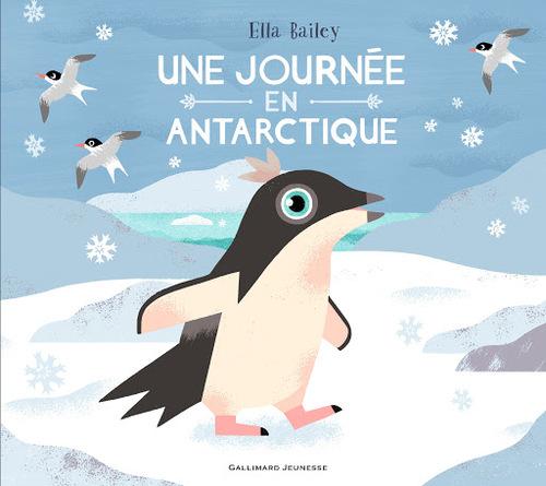 Une journée en Antarctique