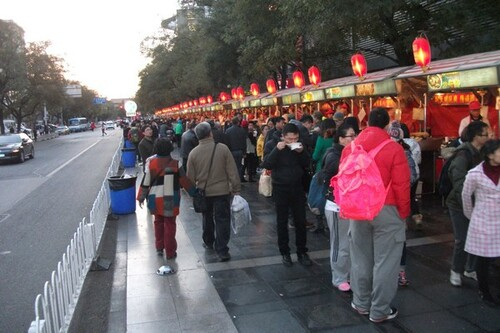 jour 4: la Muraille de Chine