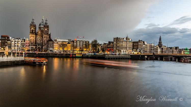 Pays-Bas : Amsterdam