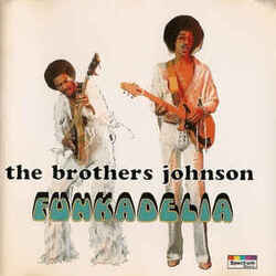 The Brothers Johnson - Funkadelia - Complete CD