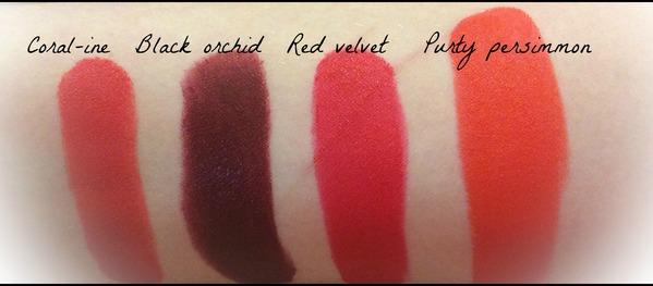 ♥ Ces rouges à lèvres qui font tourner la tête... ♥
