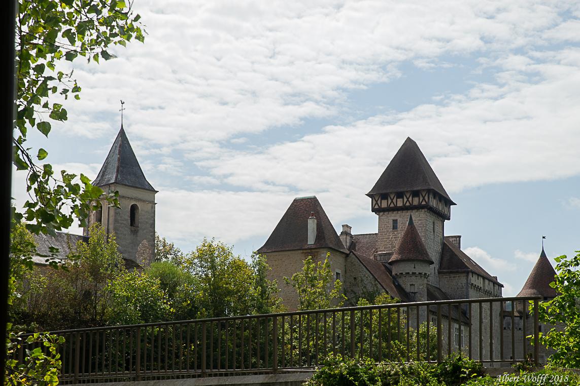 Au fil de la Loue - Cléron et Vuillafans