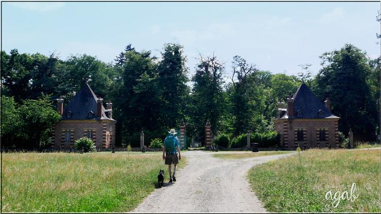 le château d'Avrilly