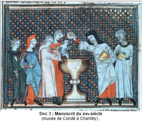Le clergé