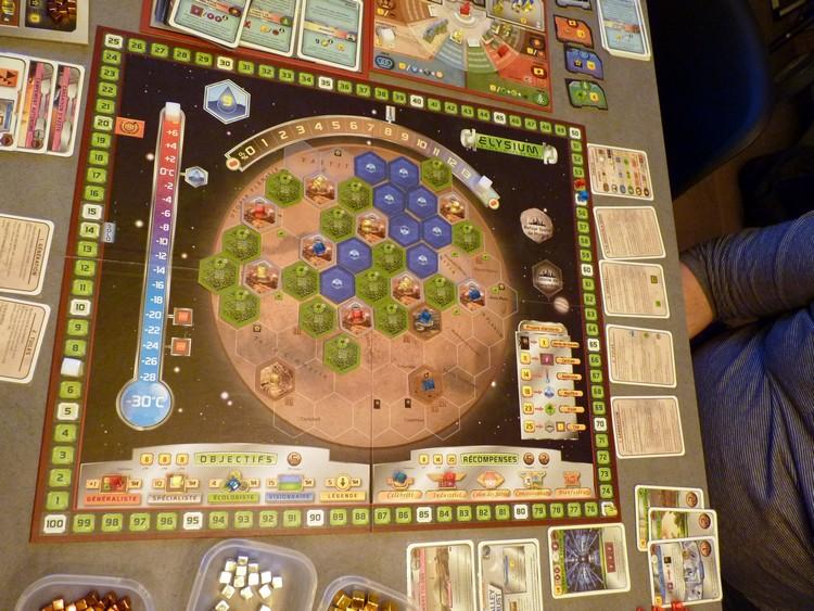 Terraforming Mars (scores)