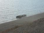 J24. 1er octobre, rencontre d'une famille mongole au White Lake