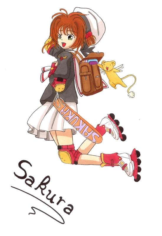sakura (chasseuse de carte)