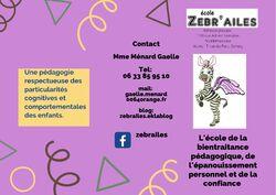Ecole Zebr'ailes