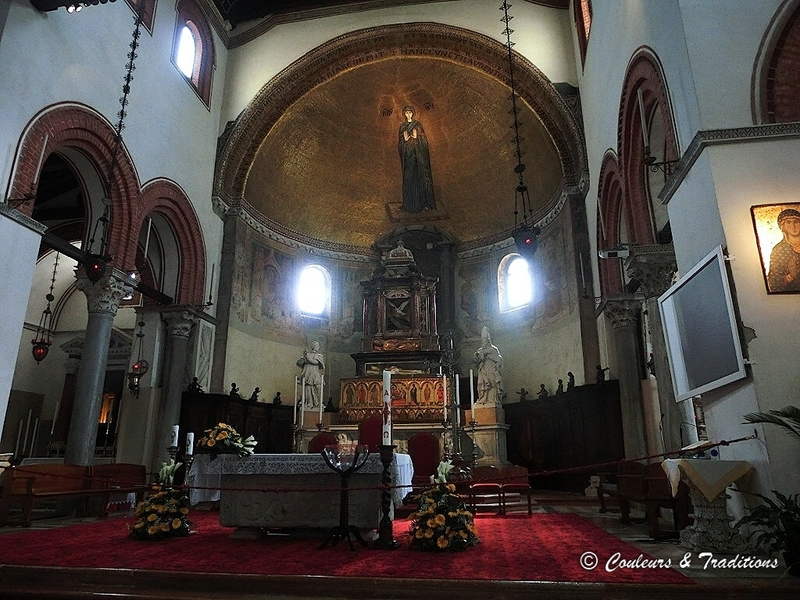Basilique Santa Maria de Donato