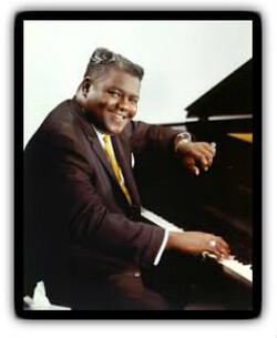 Adieu Fats Domino