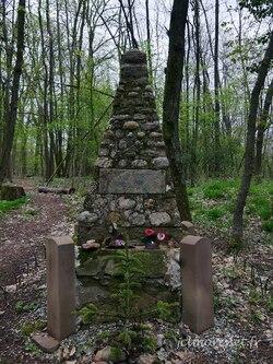 la stèle du 29ème d'infanterie