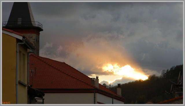 Par dessus les toits ........