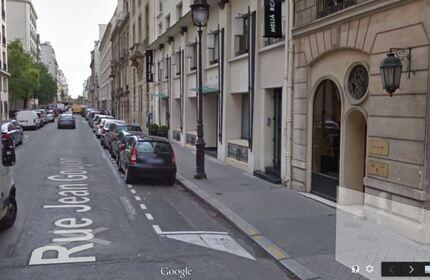 Printemps 1976, 37 rue Jean-Goujon