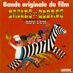 Claude François - Annie Cordy - Pétula Clark : Droles de zèbres - 1977