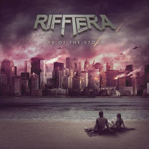 """RIFFTERA - """"Eye Of The Storm"""" (Clip)"""