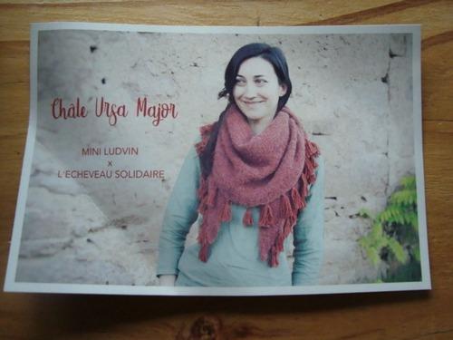 Châle Urga Major