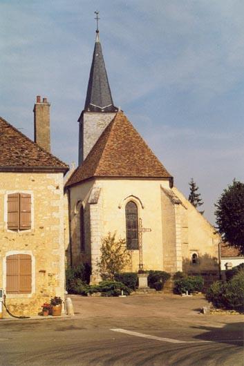 Bouhy Nièvre