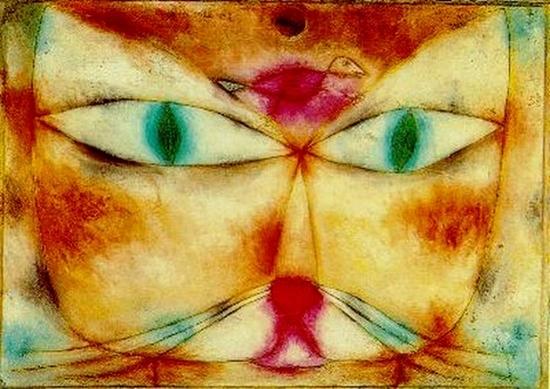 Paul Klee, Chat et oiseau