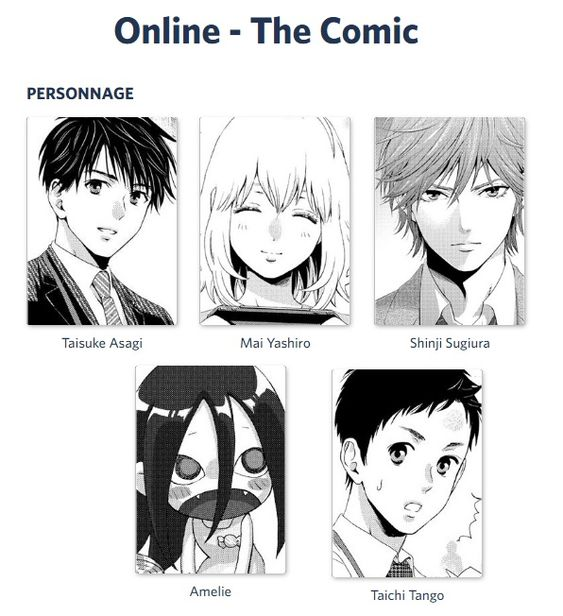 Online - The comic Tome 8