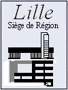 Lille (Rijsel)-Siège de Région
