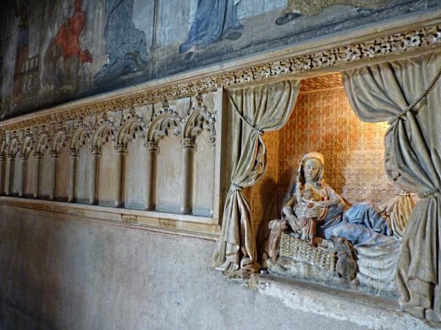 Nativité allaitante église Saint-Martin Metz 5 Marc de Me