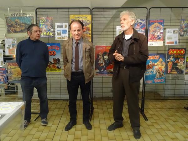 """""""Vive le cirque"""" une exposition originale de Pierre Delval pour les Amis du Châtillonnais"""