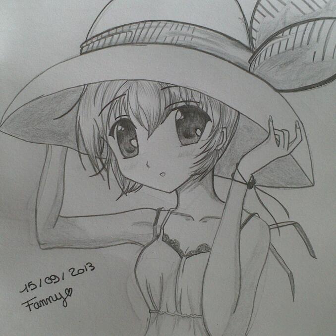 Dessin Mangagirl99