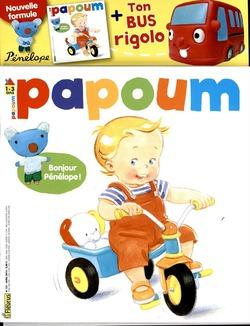 Papoum (1 an - 3 ans)