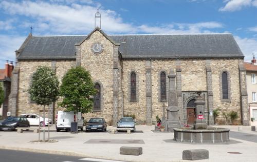 L'église de Ruynes-en-Margeride