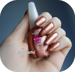 Mini Colorama - Toffee n°11