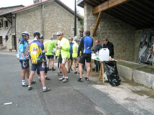 Des organisateurs et des cyclos ravis !