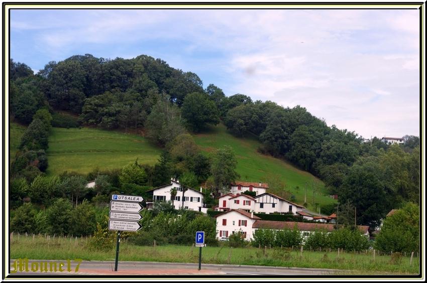 Fin des vacances d'octobre 2015, un petit séjour au pays basque