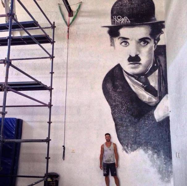 20 oeuvres de street art qui auraient bien leur place dans un musée