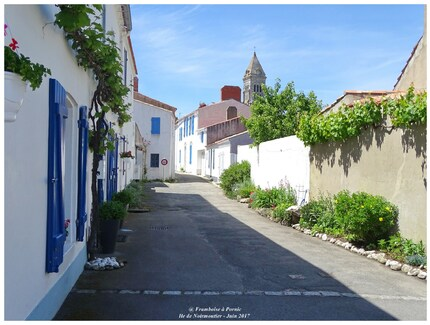 Noirmoutier en l'île - Quartier du Banzeau - juin 2017