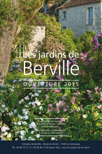 Promenades-conférence au jardin de Berville