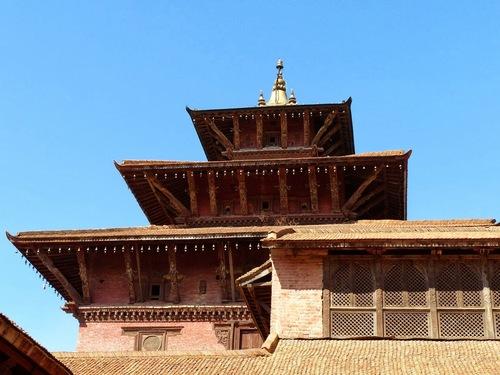 le centre de Patan