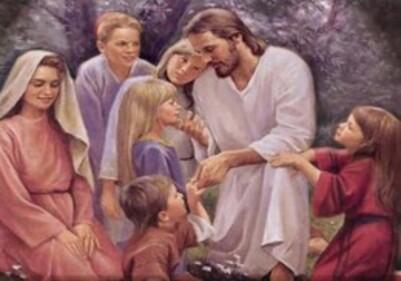 Résultats de recherche d'images pour «reste près de jésus-christ»