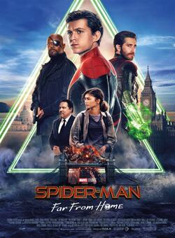 Coup de coeur - Spiderman Far From Home