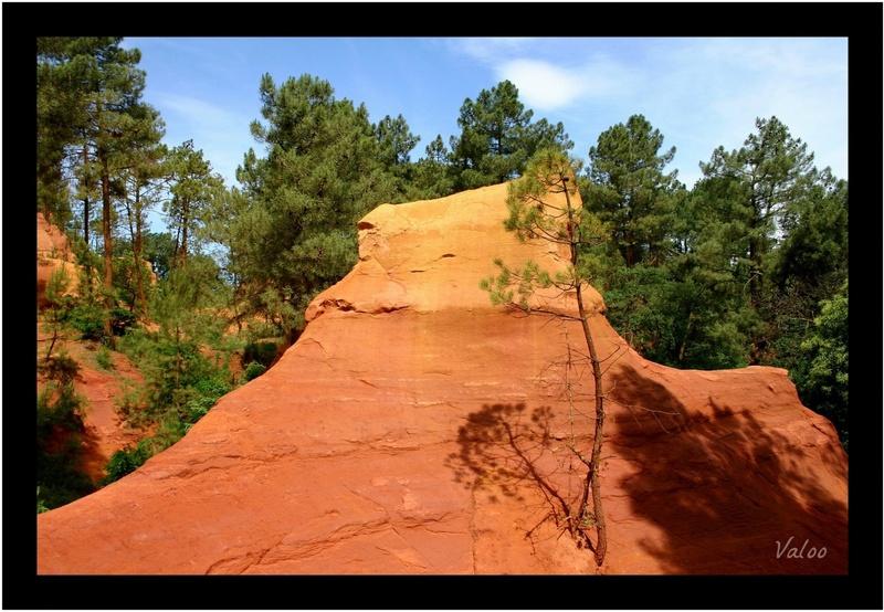 Roussillon : le sentier des ocres (2)