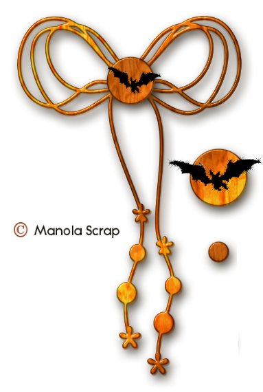 Garnitures d'Halloween page 1