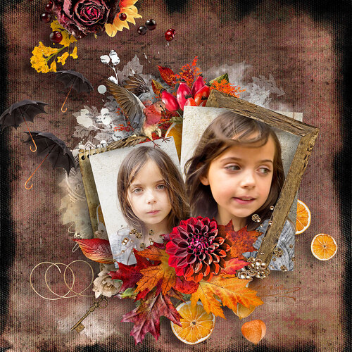 Autumn whispers de Doudou's designs