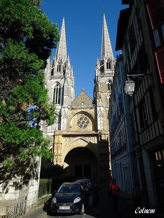 Bayonne: la cathédrale