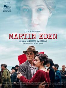 Martin Eden : Affiche