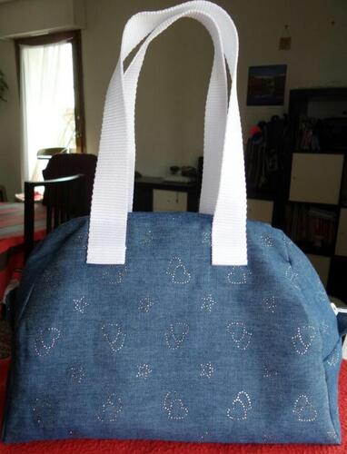 Coudre le lunchbag Elsa de Mouna Sew