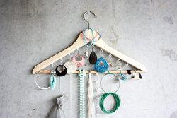 Rangement bijoux - DIY