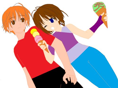 April et Tomohisa