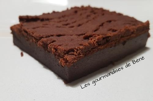 Gateau au chocolat de Cyril Lignac