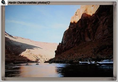 """Archives documentaire """" le fleuve du colorado """""""