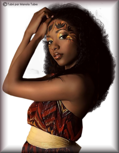 Tube femmes d'Afrique 2996